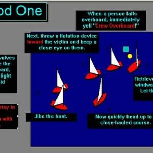 Crew Overboard Rescue