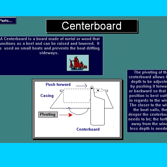 The Centerboard