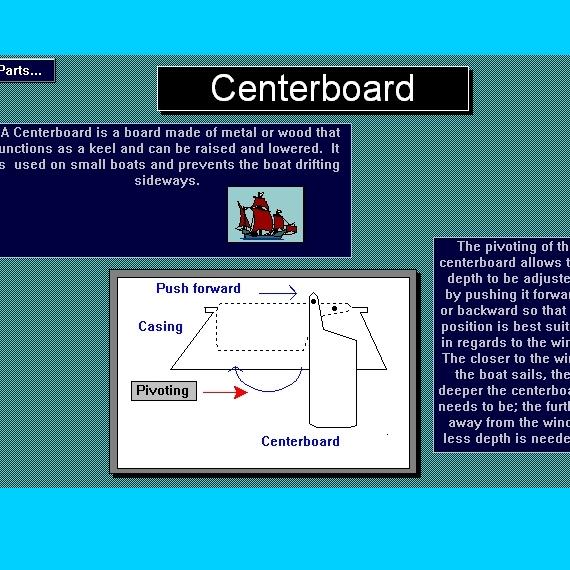 The Centerboard