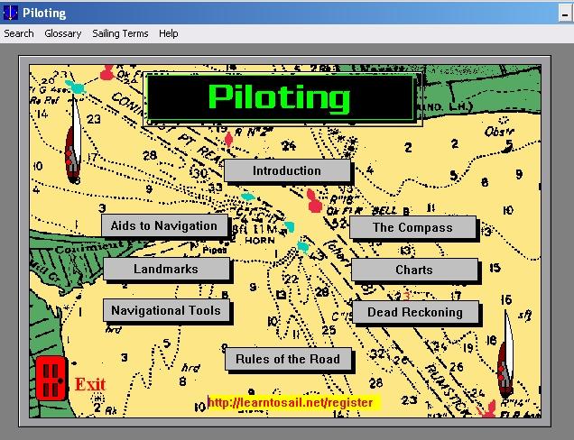 Learn coastal navigation cd