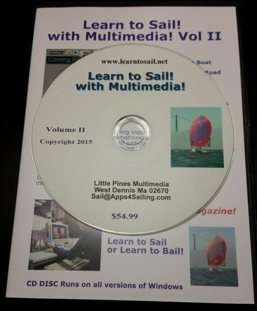 Learn to Sail CD