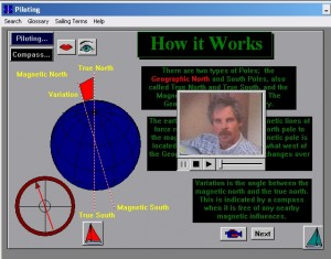 navigation video